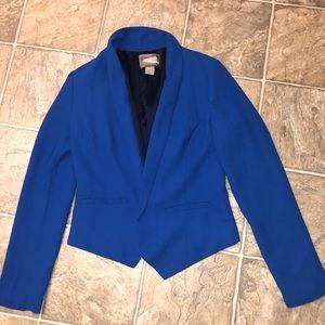 Forever 21 Blue Blazer Jacket